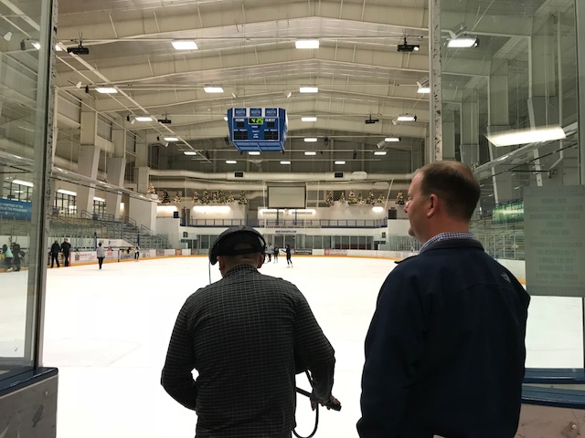 Ice Centre At The Promenade - Media Relations