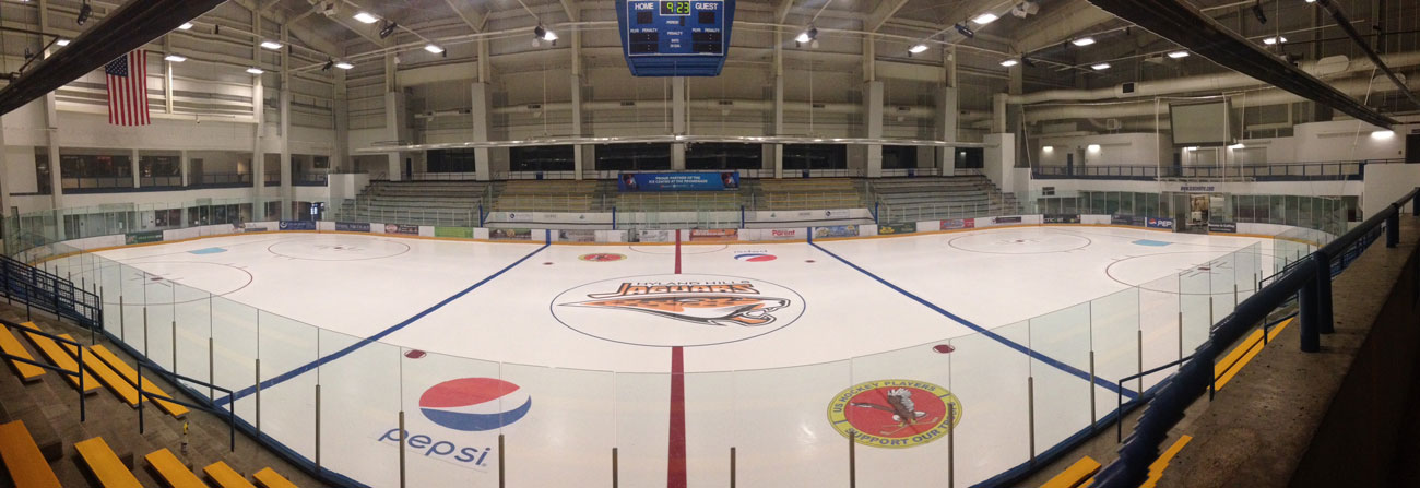 Ice Centre At The Promenade - Rink Panoramic