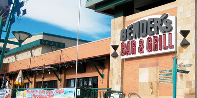 Bender's Bar & Grill - Ice Centre at the Promenade - Westminster, CO