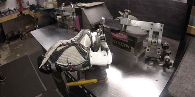 Blackstone Skate Sharpening - Ice Centre Pro Shop - Westminster, CO