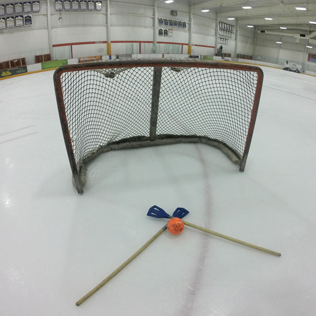 Broom Ball - Ice Centre at the Promenade - Westminster, CO