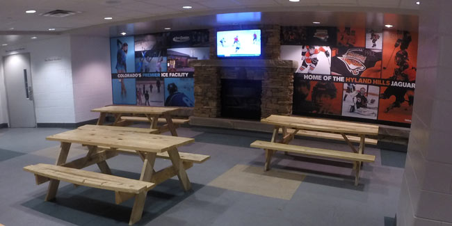 Concessions - Ice Centre at the Promenade - Westminster, CO