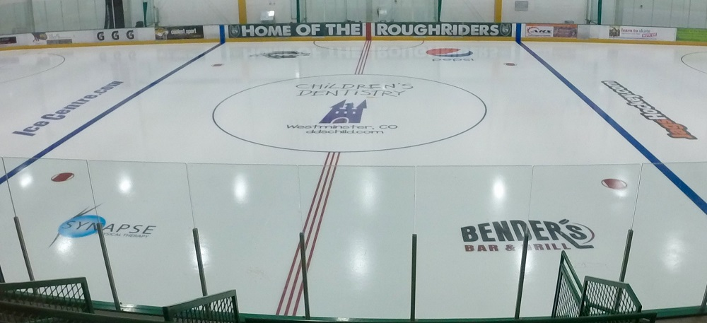 Sponsorship Advertising - Ice Centre At The Promenade