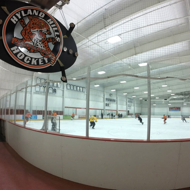 Hyland Hills Jaguars - Ice Centre At The Promenade