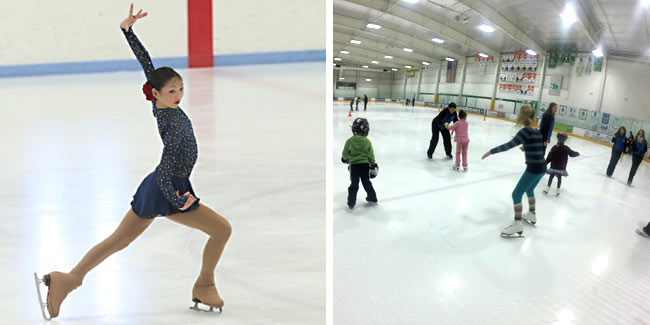 Learn to Skate at Ice Centre at the Promenade - Westminster, CO