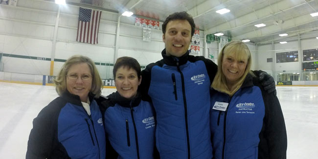 Instructors - Ice Centre at the Promenade - Westminster, CO