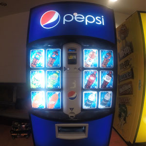 Pepsi Vending - Ice Centre at the Promenade - Westminster, CO